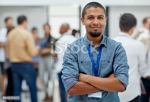 istock Success is the result of hard work 894635520