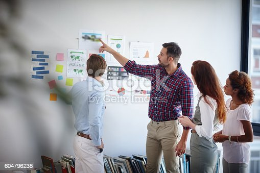 istock Success is their top priority 604796238