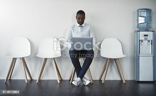istock Success is what you go for 914810964