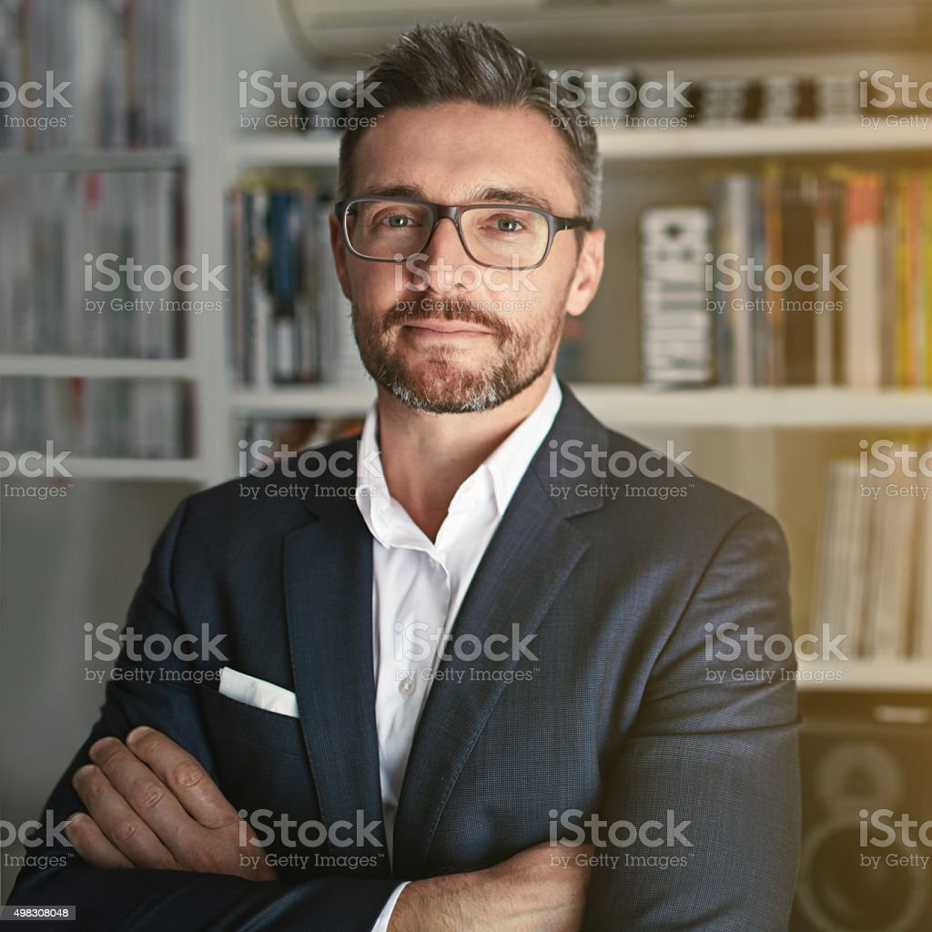 Success? I've got it covered! stock photo
