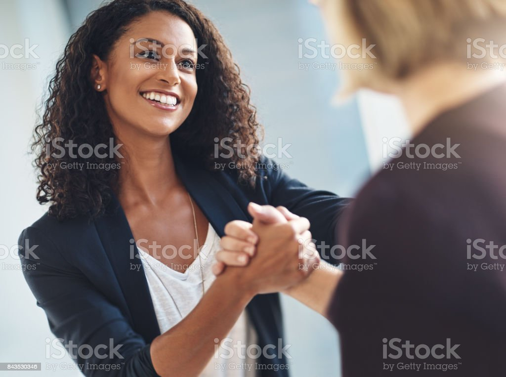 Success, let's make it happen together stock photo