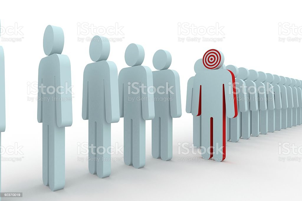 success or recruitment concept royalty-free stock photo
