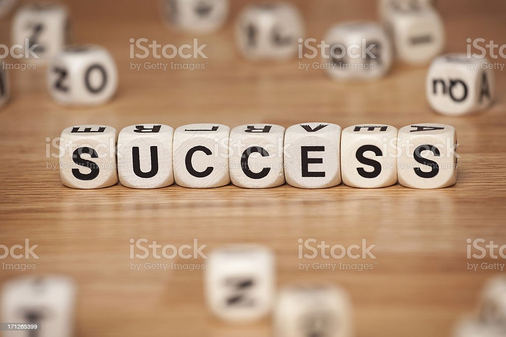 Success royalty-free stock photo