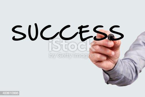 453611003istockphoto Success 453610995