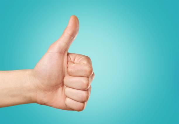 başarı. - thumbs up stok fotoğraflar ve resimler