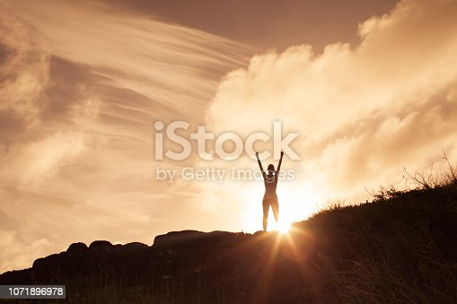 952953174 istock photo Success, victory and power. 1071896978