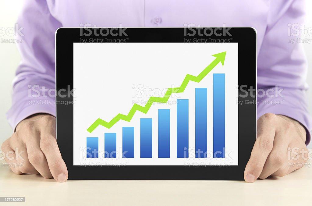 Success Work royalty-free stock photo