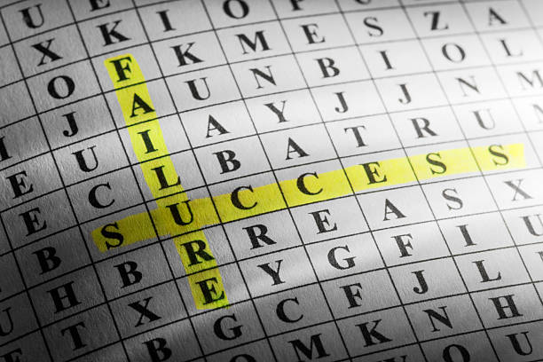 Erfolg und Misserfolg – Foto