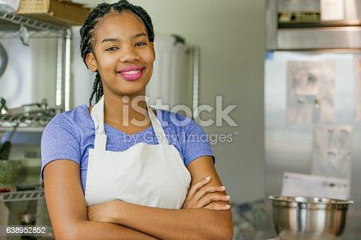 istock Successful Baker 638952852