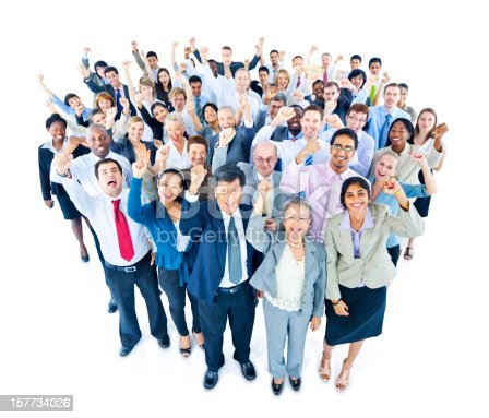 istock Successful Business People 157734026