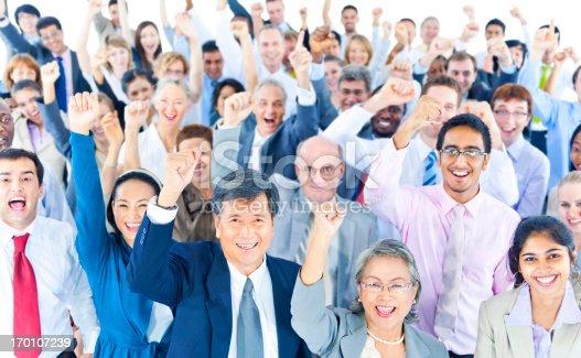 istock Successful Business People 170107239