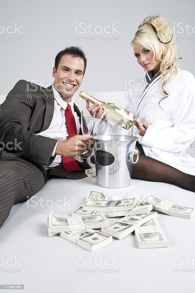Successful Business. royalty-free stock photo