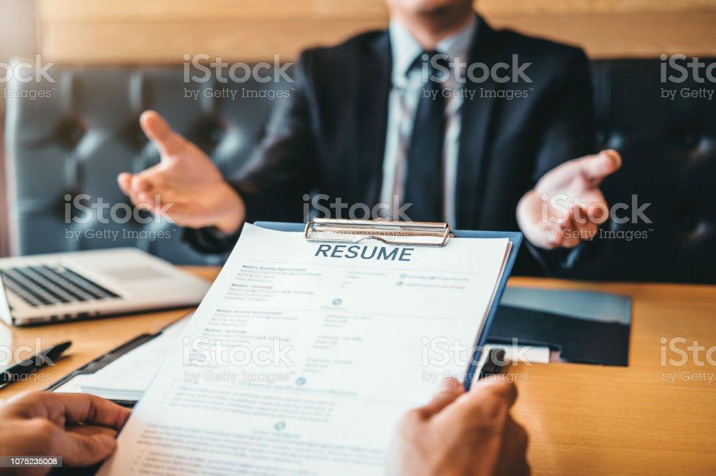 rencontre avec employé