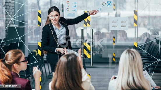 istock successful business strategy presentation revenue 1133515216