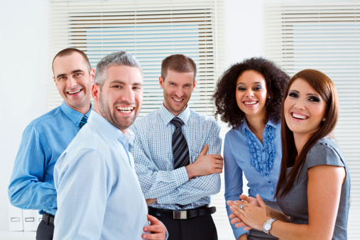 Successful Business Team Stock Photo - Download Image Now