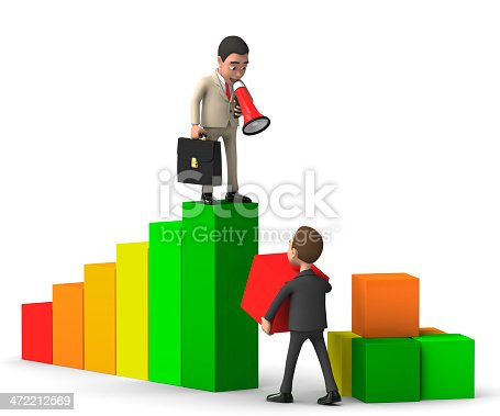 istock successful businessman controls work 472212569