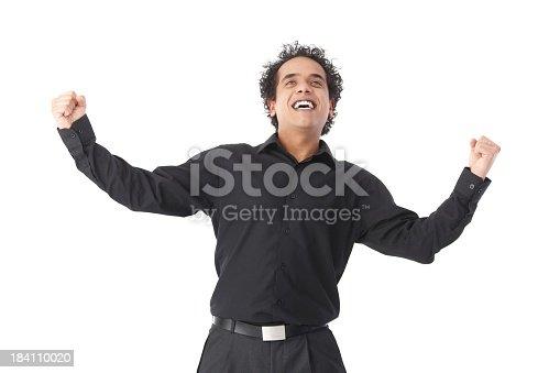 613525808 istock photo Successful businessman 184110020
