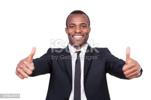 475529255 istock photo Successful businessman. 475642513