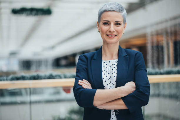 successful businesswoman - director stock photos and pictures