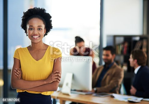 istock Successful entrepreneurs have a strong inner drive 641861094