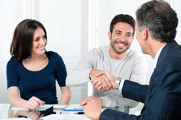 Succès plans financiers - Photo
