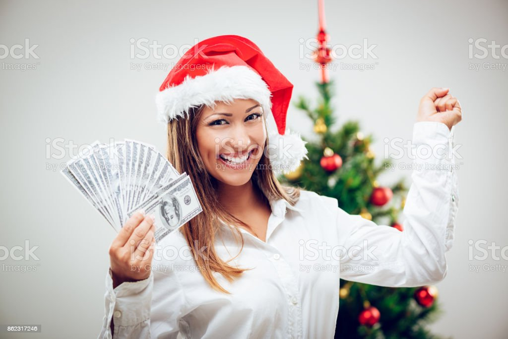 Successful In The New Year stock photo
