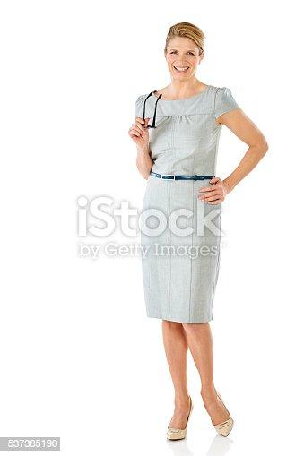 1150572074istockphoto Successful mature business woman 537385190