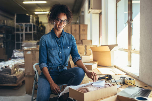 Erfolgreicher KMU-Unternehmer – Foto