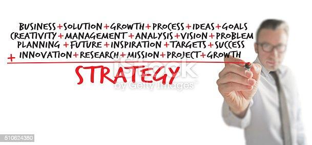 453611003istockphoto Successful Strategy Formula 510624380