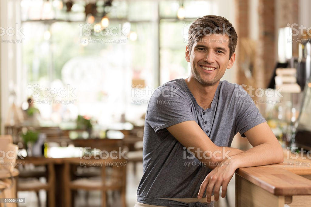 Such work can be a dream stock photo