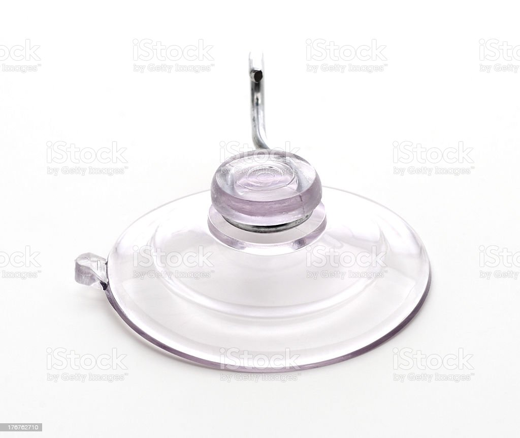 suction cup stock photo