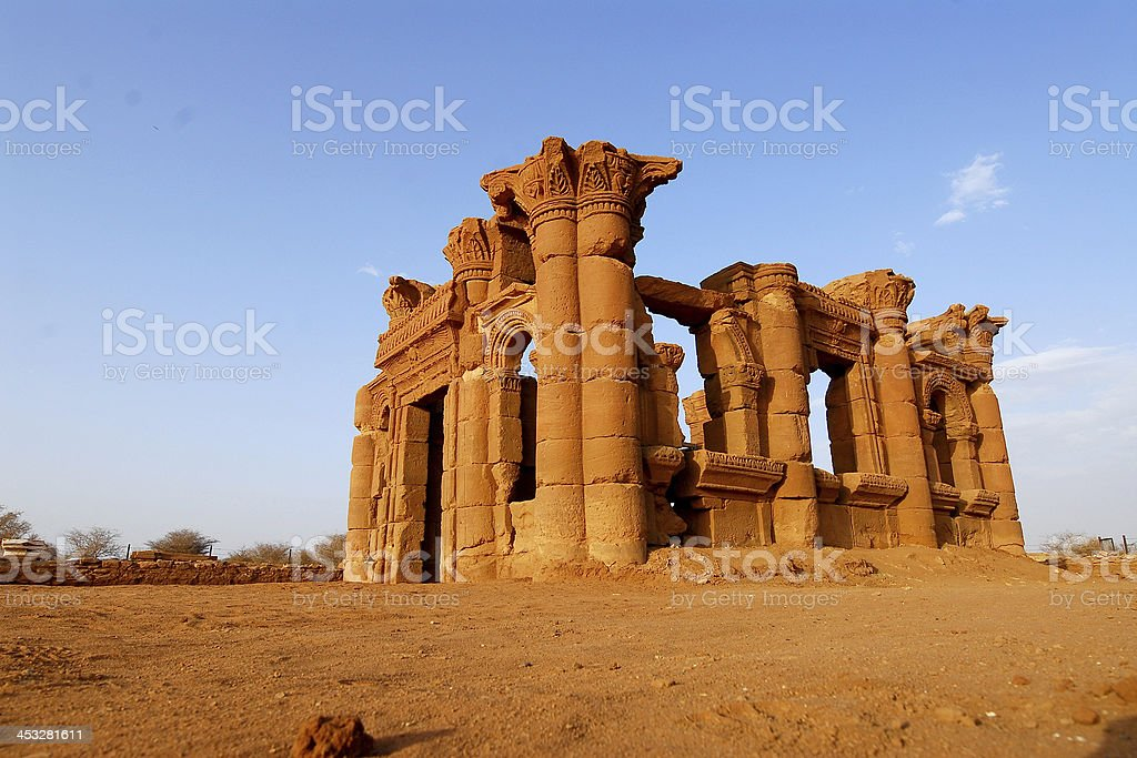 sudan royalty-free stock photo