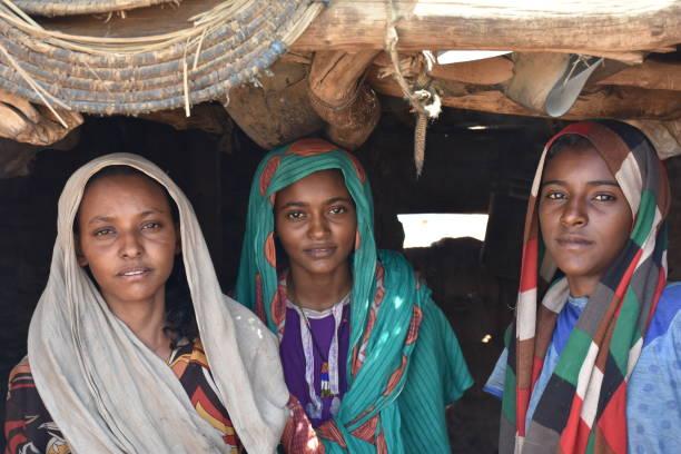 sudanesische Frau – Foto