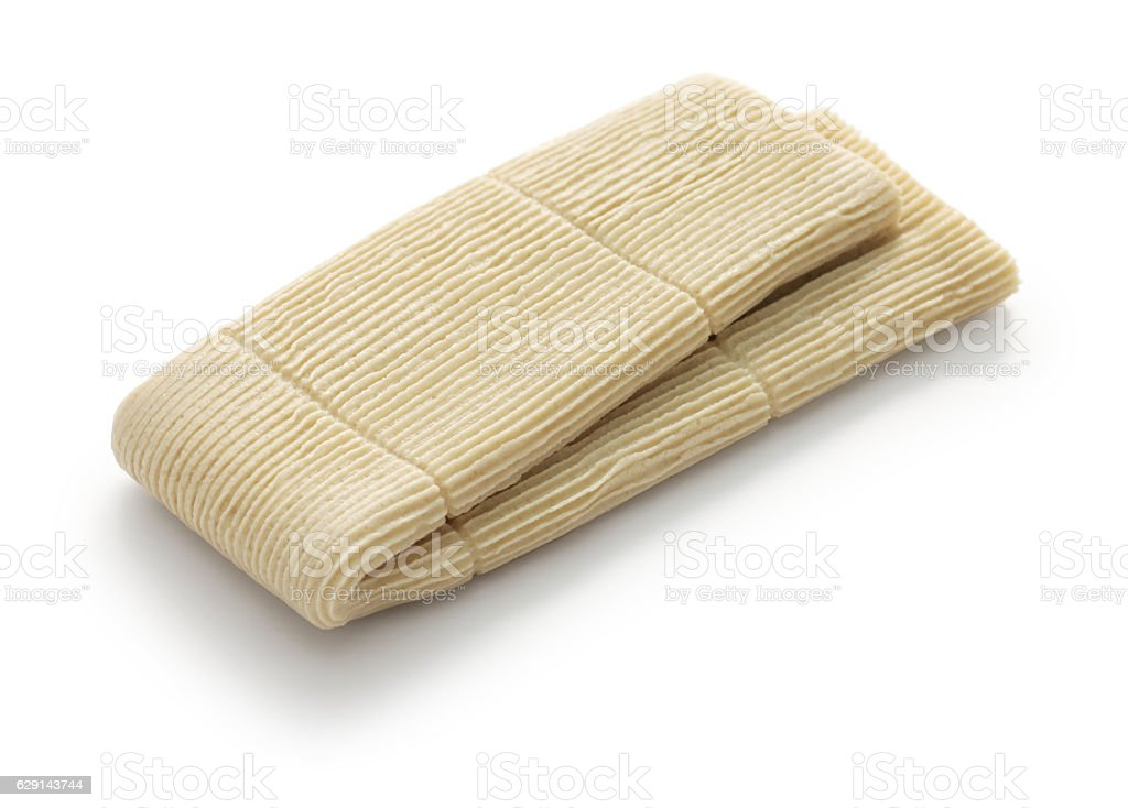 sudare fu, wheat gluten stock photo