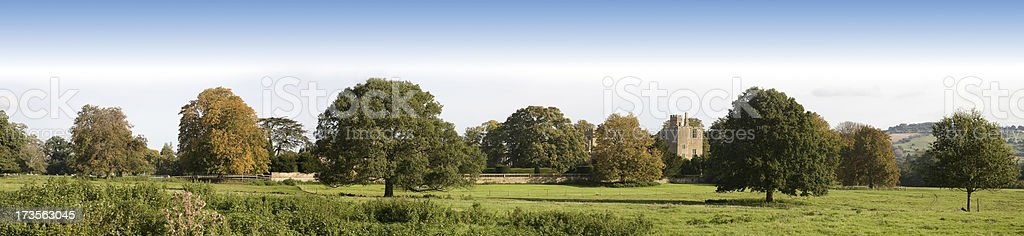 sudeley castle royalty-free stock photo
