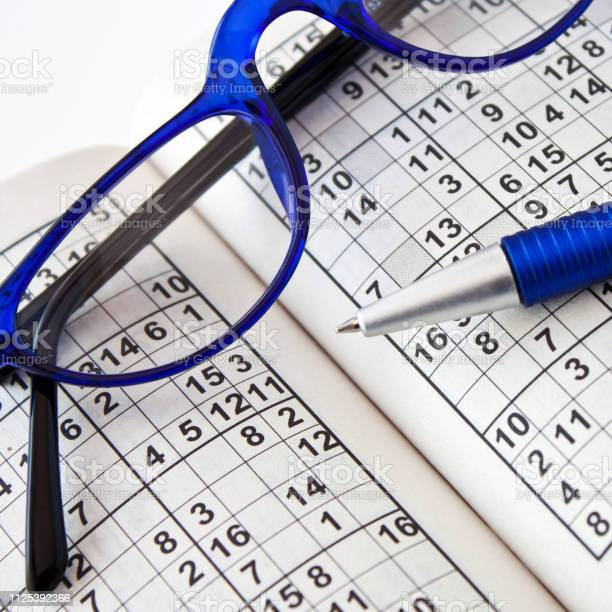 Sudoku and glasses with pen picture id1125392366?b=1&k=6&m=1125392366&s=612x612&h=xicxksfznfjyougcwdhxu5 ryanuci1r3xs nwu  t4=