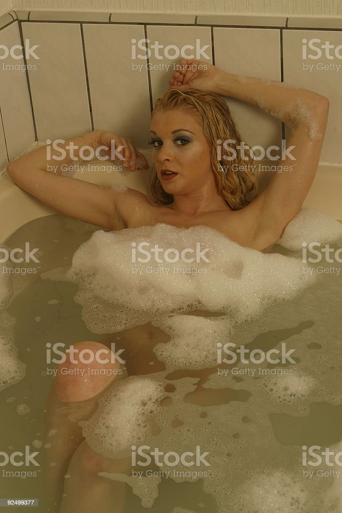 Suds 2 royalty-free stock photo