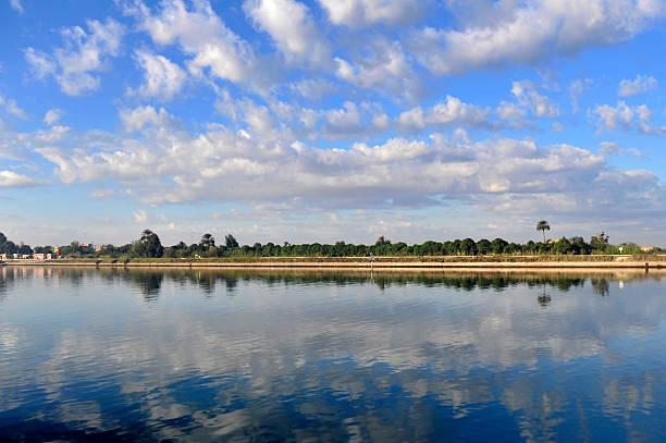 Kanał Sueski, Egipt – zdjęcie