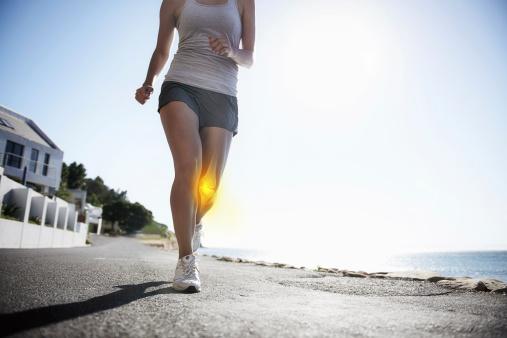 Suffering From Knee Pain 건강관리와 의술에 대한 스톡 사진 및 기타 이미지