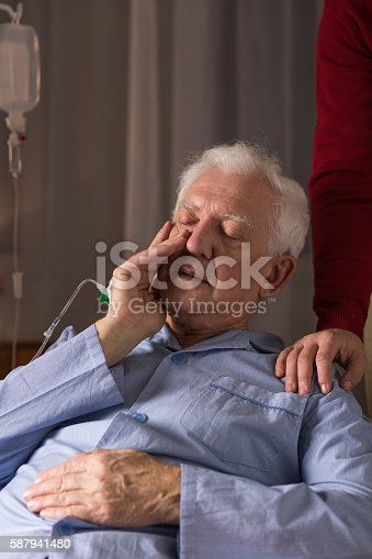 501741686 istock photo Suffering from serious illness 587941480