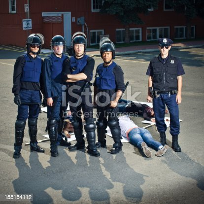 Special police forces suffoceted the revolt.