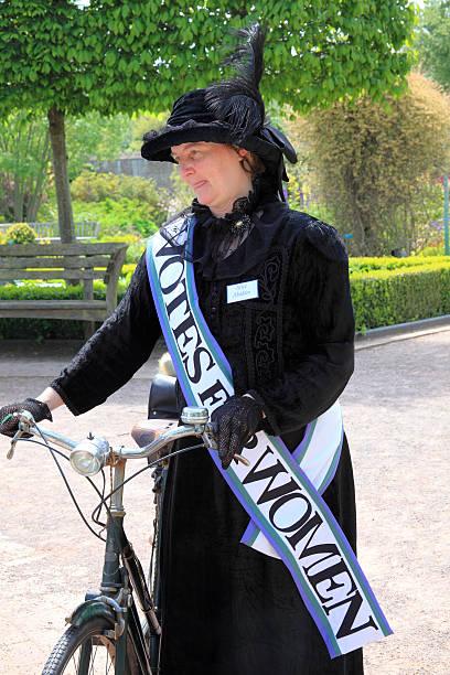 suffragette - britische politik stock-fotos und bilder