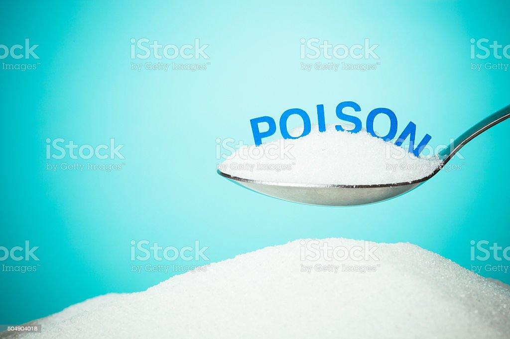 Sugar and poison foto
