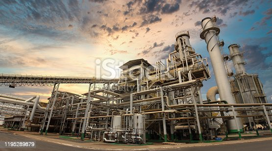 sugar cane industry factory structure
