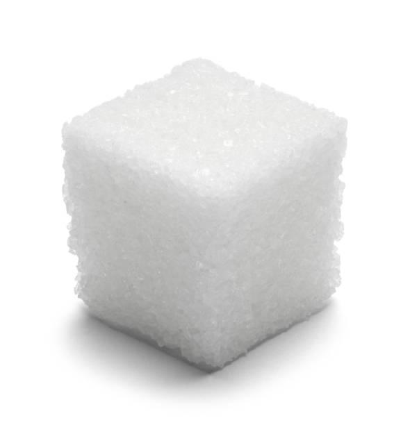 sugar cube - würfelzucker stock-fotos und bilder