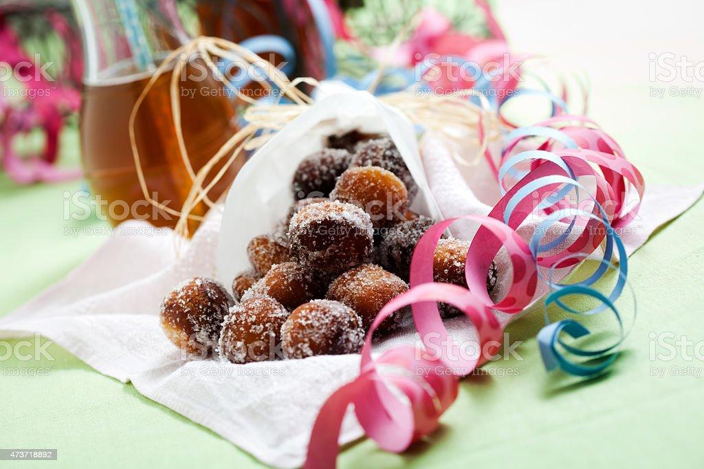 Sugar donuts – Foto