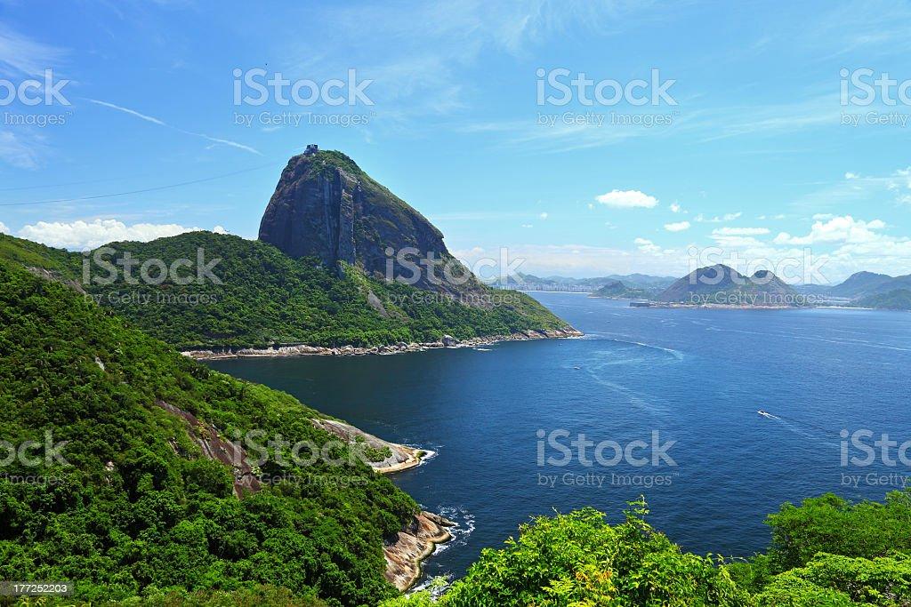 Sugar Loaf, Rio de Janeiro stock photo