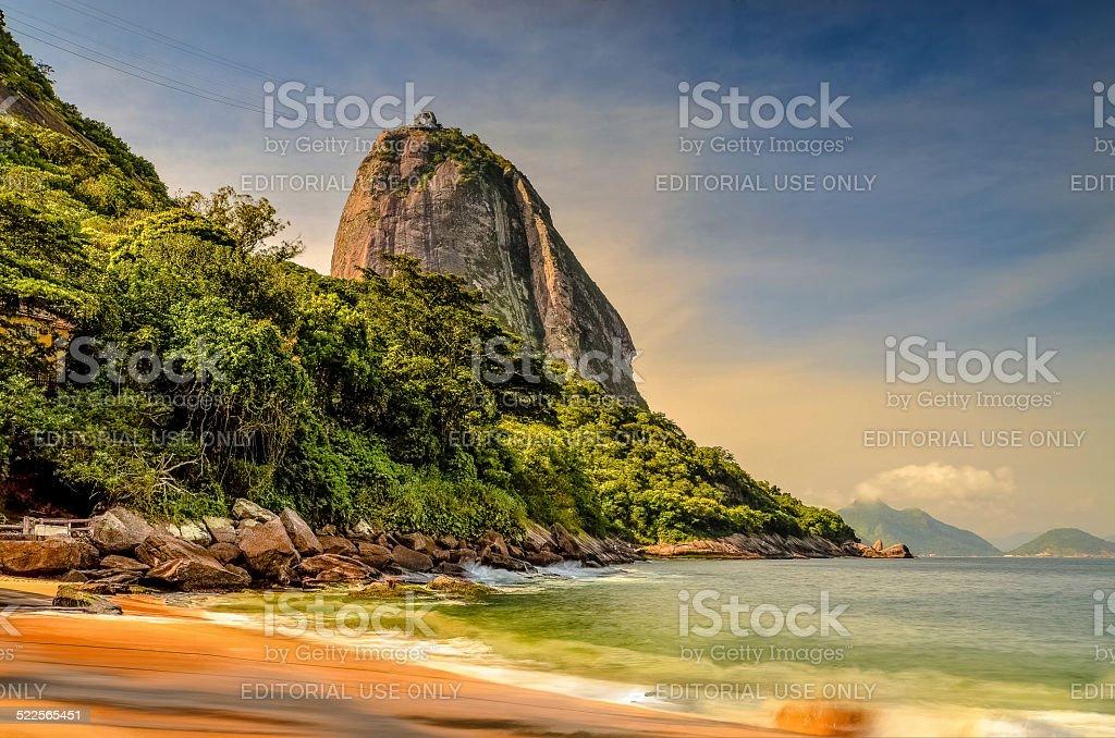 Sugar loaf Rio de Janeiro stock photo