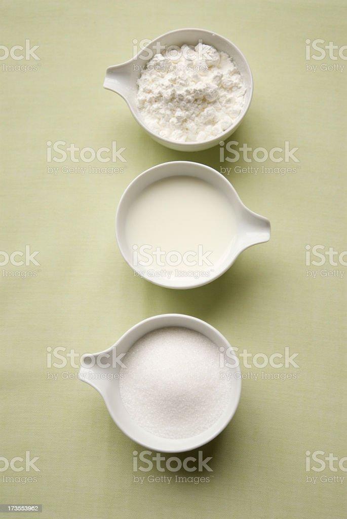 Sucre, de lait et de farine - Photo