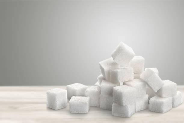 zucker. - würfelzucker stock-fotos und bilder